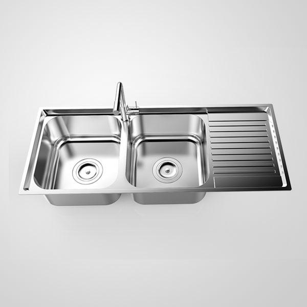 Cách lựa chọn chậu bồn rửa inox phù hợp cho ngôi nhà.