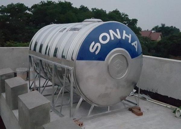 Lắp đặt bồn nước inox đúng với tiêu chuẩn kỹ thuật