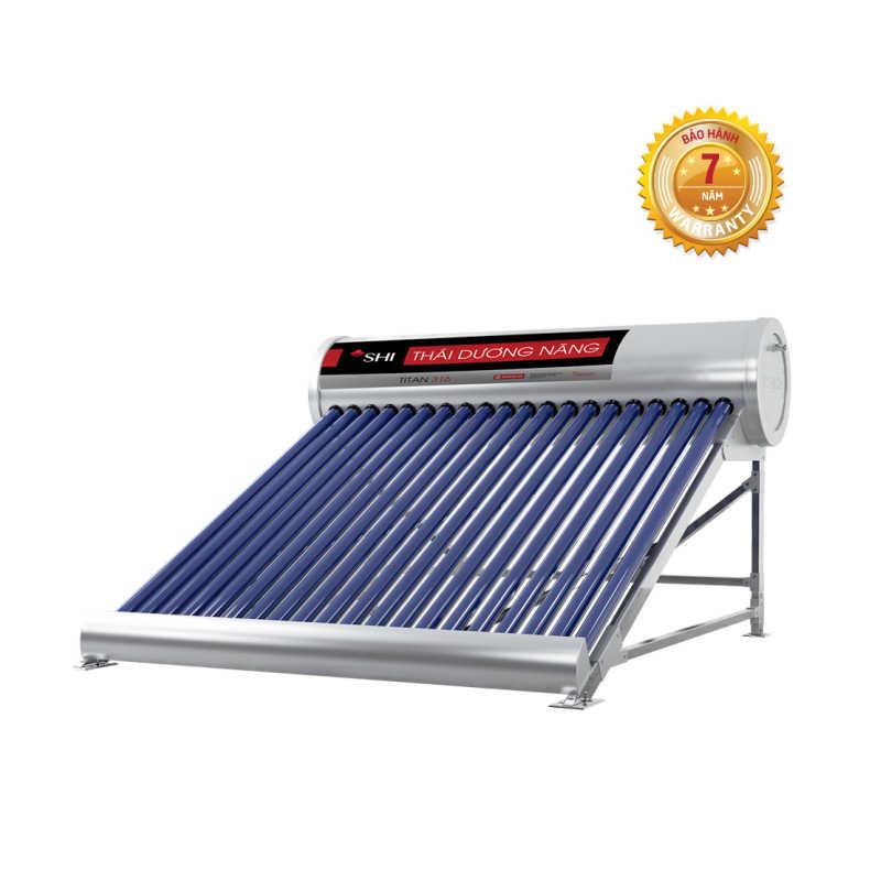 Máy nước nóng mặt trời | thái dương năng | Bồn nước | Bồn inox | Bồn nhựa | Bể phốt $ tại Kênh điều cấp của chính hãng CTy Sơn Hà